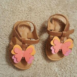 Cat & Jack Toddler Girls Sandals